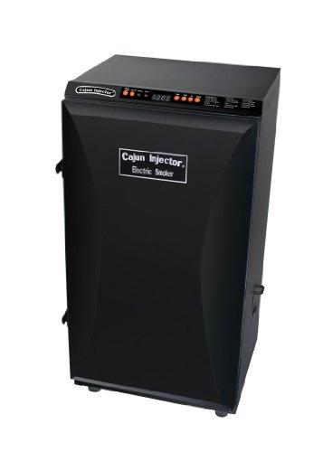 Cajun Injector Electric Smoker Review Tbes Com