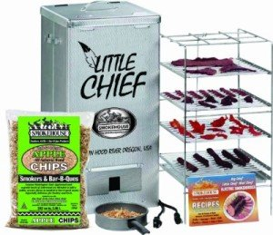 Little Chief Top Load Electric Smoker Review